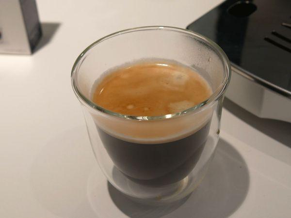 日本人の好みに合わせたキレのあるカフェ・ジャポーネが美味しい