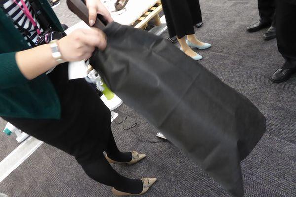 ふとんアタッチメント用の袋もちゃんとついていました