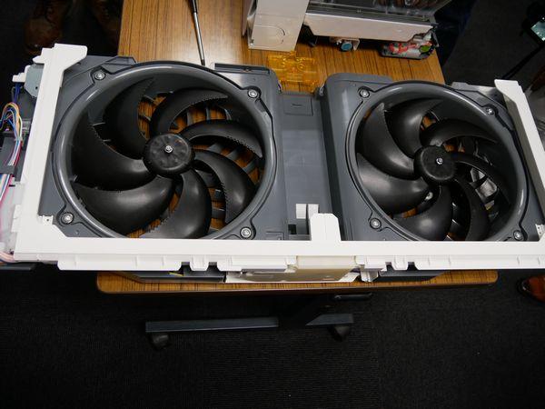 そして、エアコンの機構をガラリと変えたFZシリーズの説明です